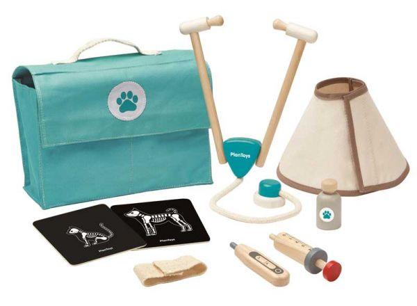 PlanToys Tierarzt-Tasche