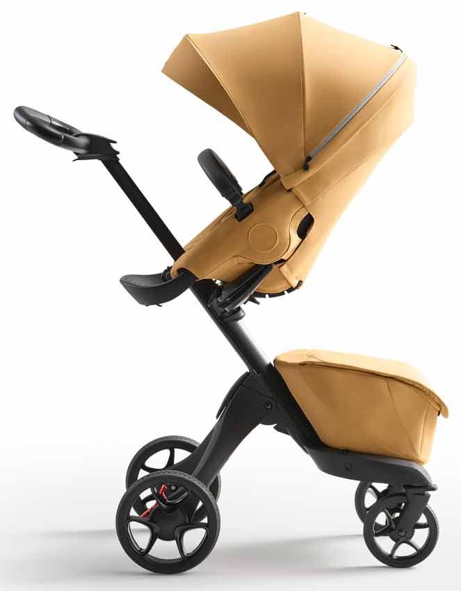 Stokke Stroller Xplory X, Stokke Car Seat And Stroller