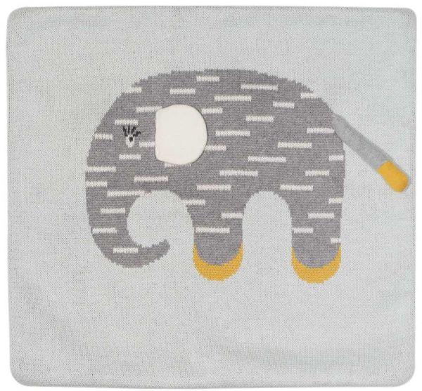Kissenbezug Elefant von Kindsgut