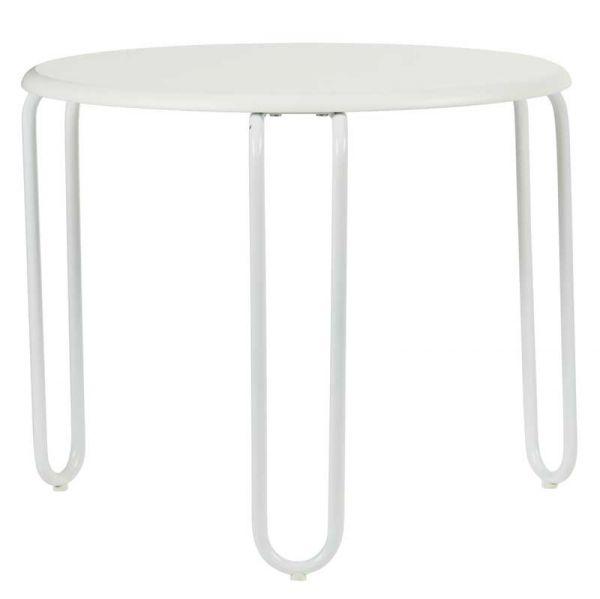 Kids Concept Tisch Linus weiß