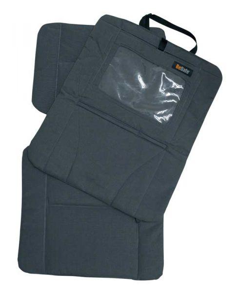BeSafe 2-Phasen Sitzschutz mit Tablet-Halterung