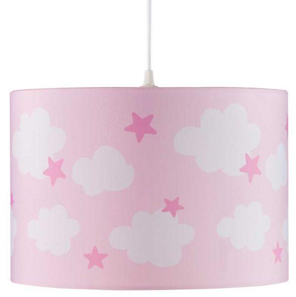 Kids Concept Deckenlampe STAR WOLKE rosa