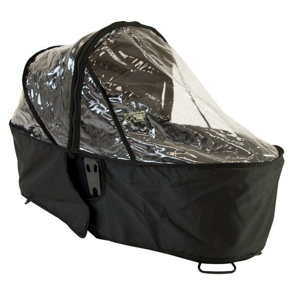 Mountain Buggy raincover for Carrycot Plus Duet, Swift & Mini