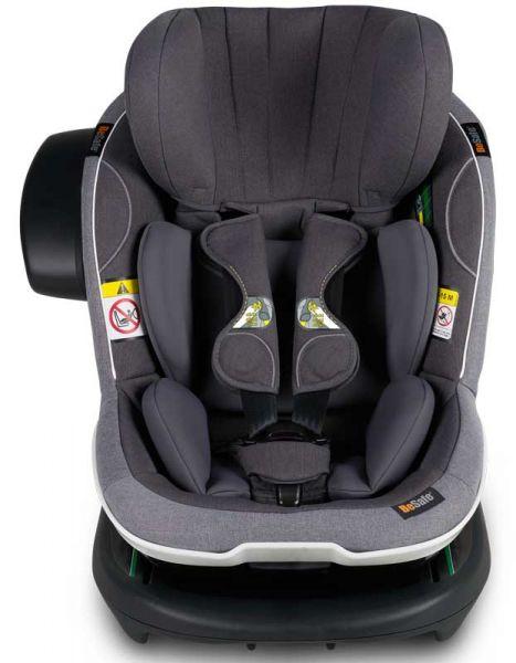 BeSafe izi Modular A X1 Kindersitz Metallic Mélange