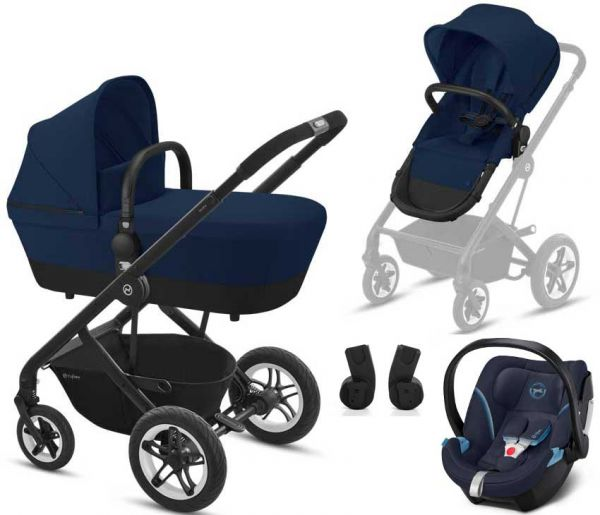 Cybex Talos S 2in1 stroller 3-in-1 set