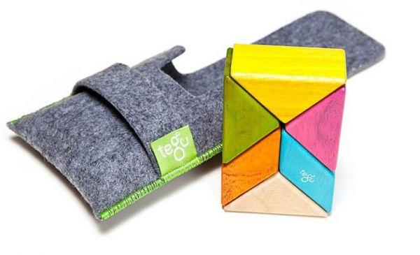 Tegu Prisma Pocket Pouch farbig Tints