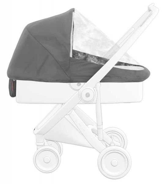 Greentom raincover for Reversible & carrycot