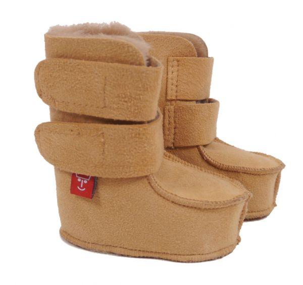 Kaiser Babyschuh High Boot 7427808 Camel