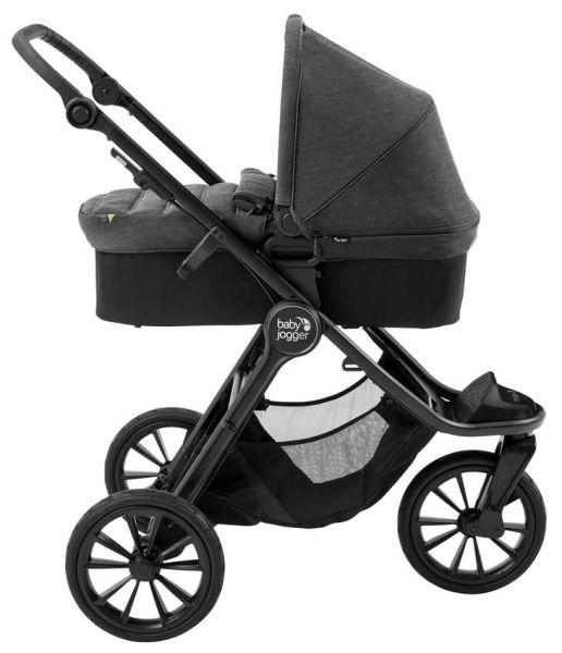 Baby Jogger City Elite 2 Kombikinderwagen grau