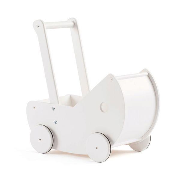 Kids Concept Puppenwagen weiß
