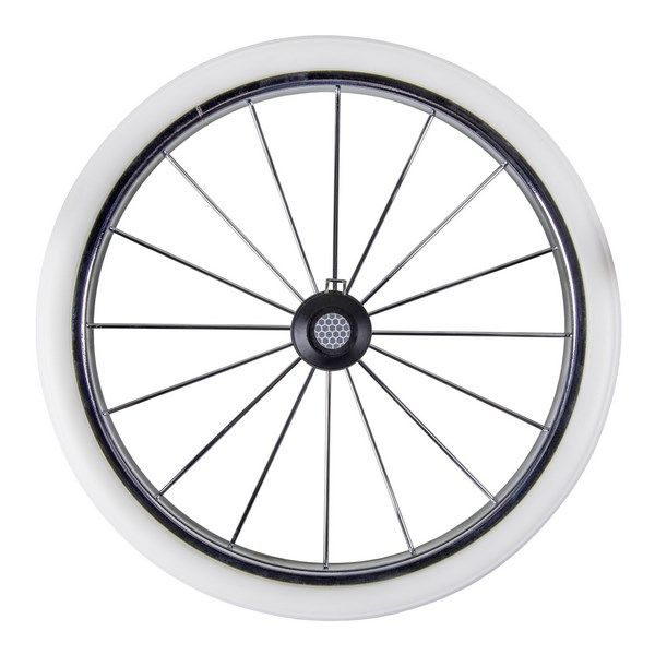 Hesba weißes Rad