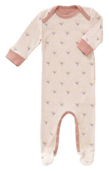 Fresk Baby Strampler mit Füßen Pusteblume