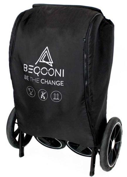Beqooni Transporttasche Schwarz