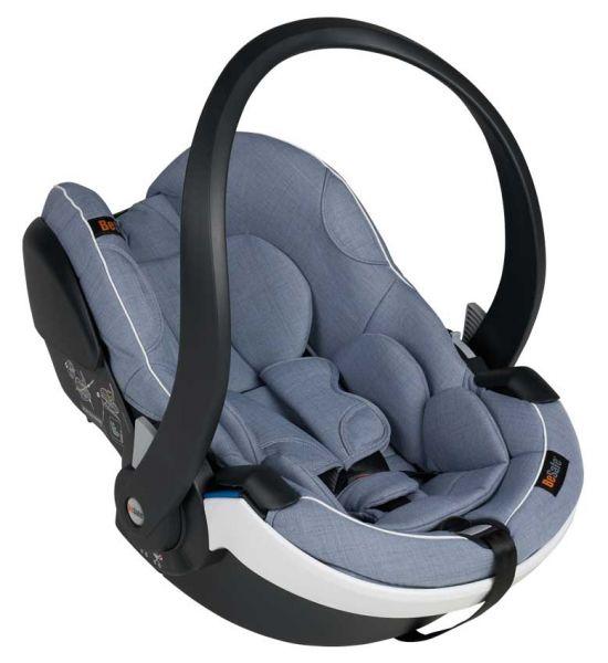 BeSafe iZi Go Modular X1 Babyschale grau