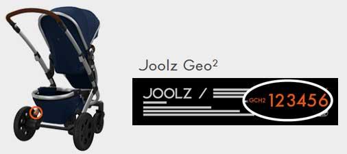 joolz-geo-2-seriennummer