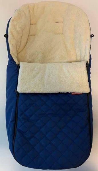 Hesba winter footmuff with cotton fur 580/584