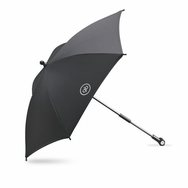 GB parasol in black for the GB stroller