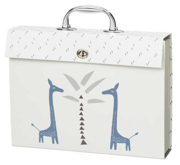 Fresk Zeichenmappe Giraffe