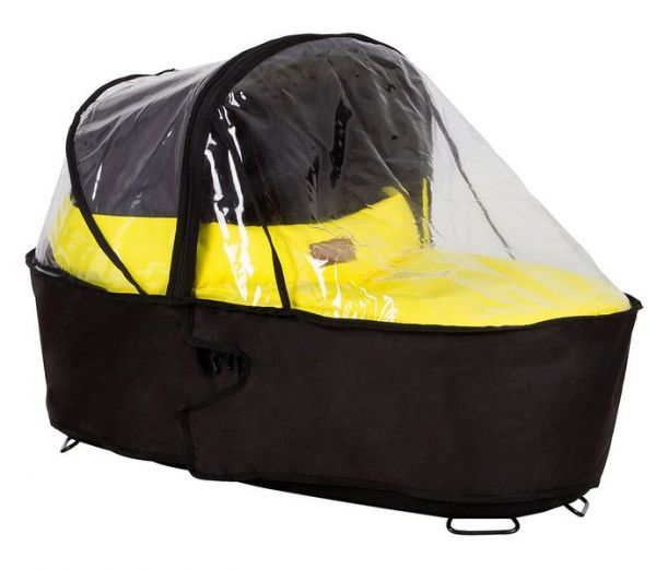 Mountain Buggy Regenschutz für Carrycot Plus Tragetasche Urban Jungle, Terrain & +One