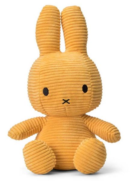 Miffy Kuscheltier 33 cm gelb
