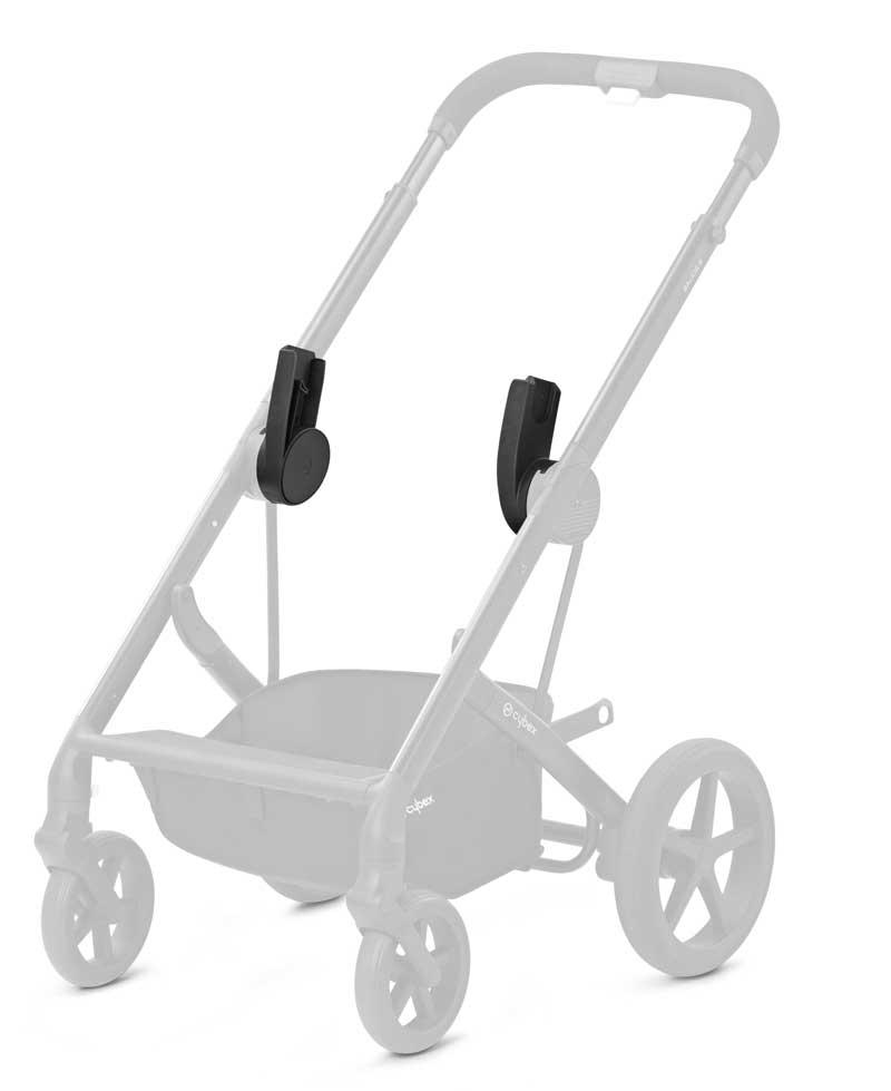 cybex adapter f r balios s kinderwagen online kaufen. Black Bedroom Furniture Sets. Home Design Ideas