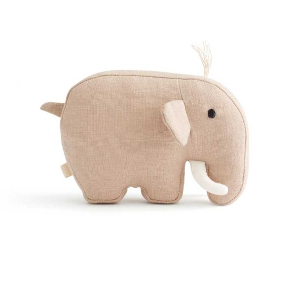 Kids Concept soft toy mammoth linen