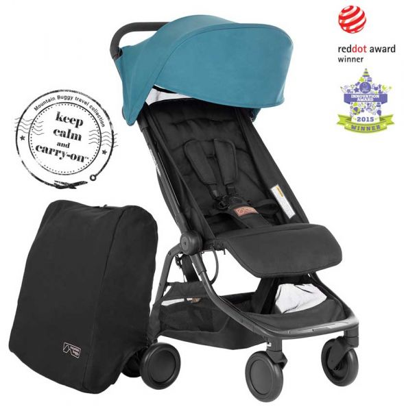 Mountain Buggy Travel Bag joolz britax Phil/&teds Bugaboo X-Large for mountain buggy Baby Jogger