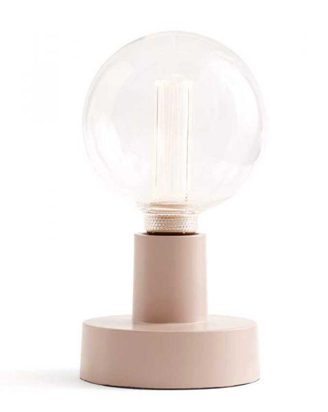 Kids Concept Tisch - / Wandlampe Metall rosa