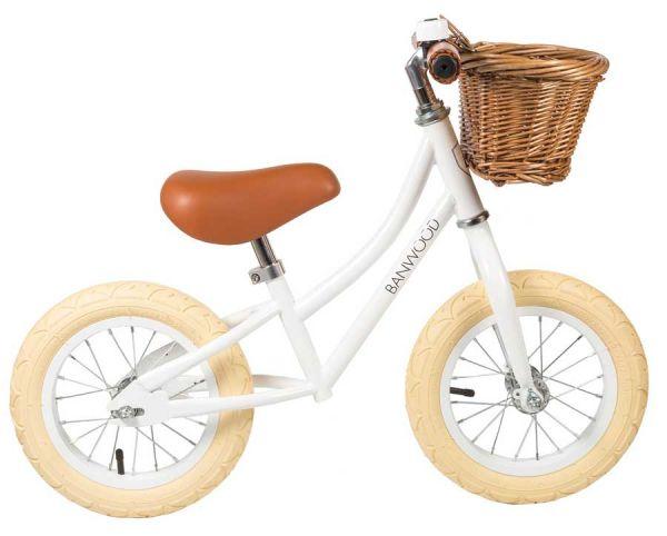 Banwood Laufrad für Kinder in weiß