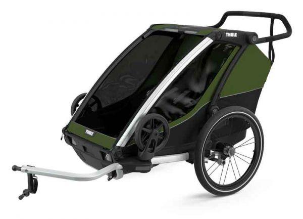 Thule Chariot Cab 2 bike trailer