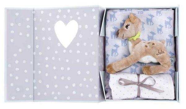 Lässig Geschenkbox Lela Welcome Box blau