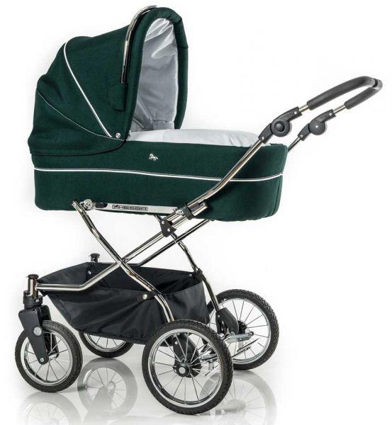 Hesba Classic A mit Schwenkräder