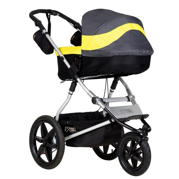 Mountain Buggy Terrain 3 With Carrycot Plus Pram
