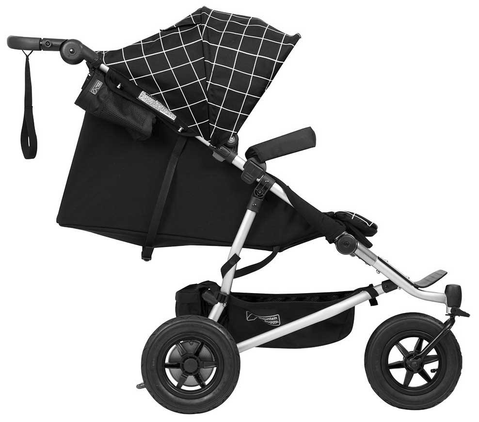 schwarz NEU SOFORT !!! Babyschale carrycot für Mountain Buggy Duet V3