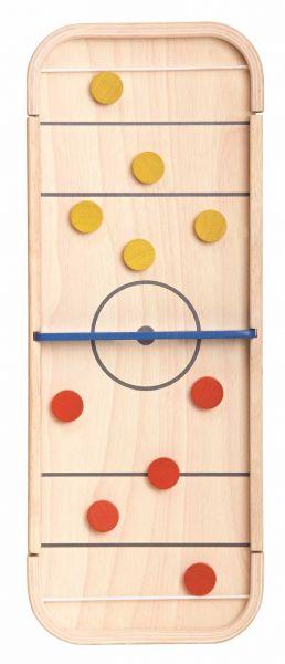 PlanToys 2-in-1-Spiel Shuffleboard