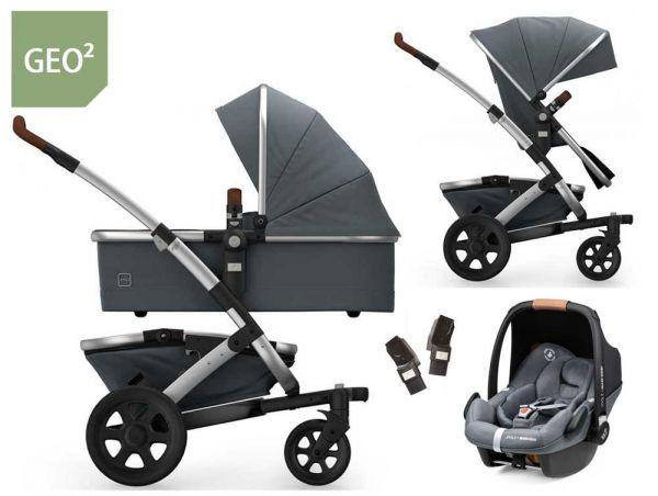 Joolz Geo 2 travel set with Joolz baby car seat