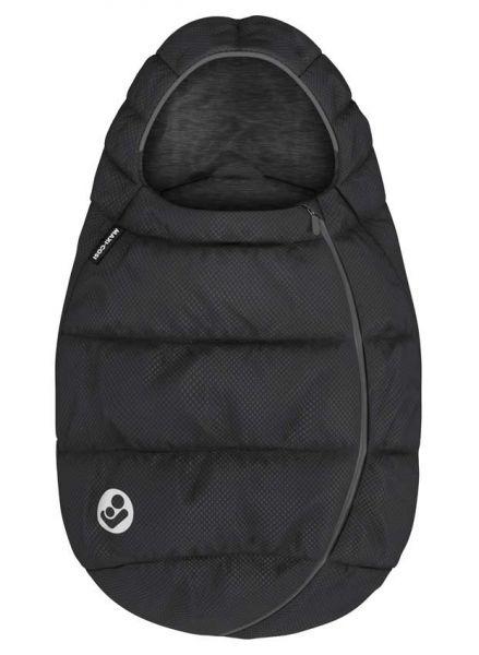 Maxi Cosi Fußsack Essential black