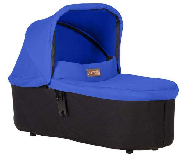 Mountain Buggy Babywanne Swift  blau