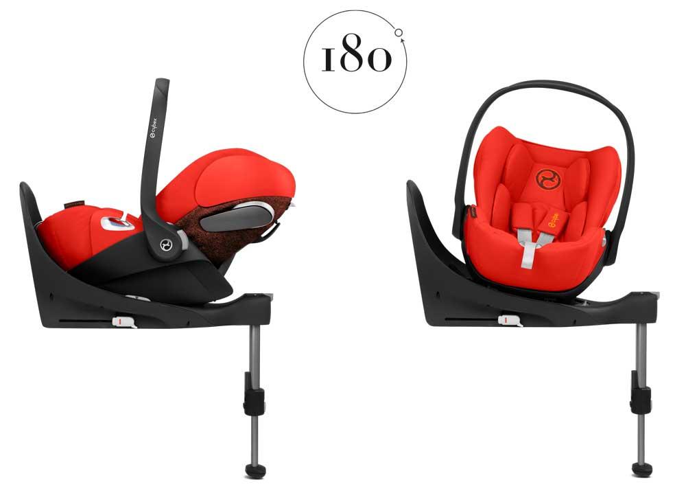 cybex cloud z babyschale mit liegefunktion kaufen. Black Bedroom Furniture Sets. Home Design Ideas