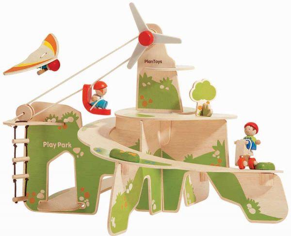 PlanToys Vergnügungspark