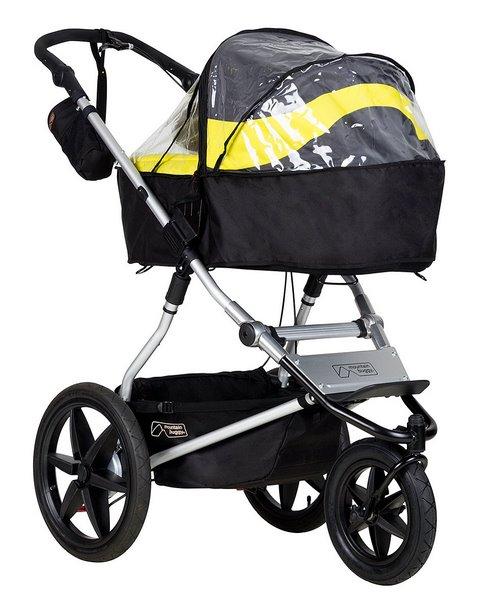 mountain buggy regenschutz f r carrycot plus tragetasche. Black Bedroom Furniture Sets. Home Design Ideas