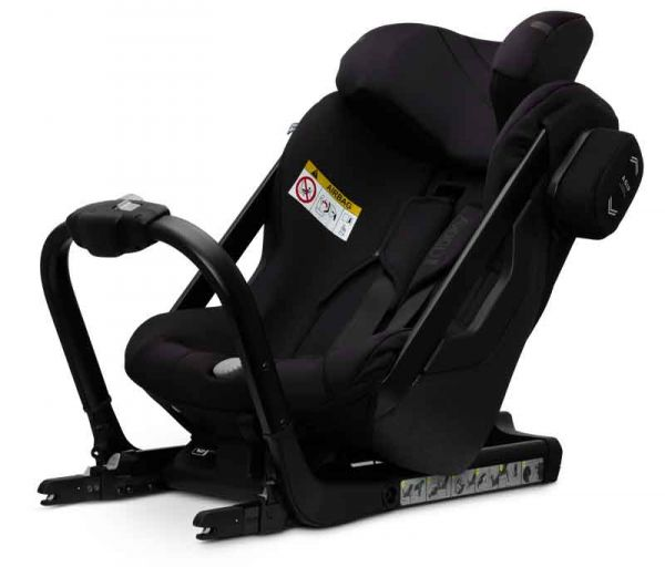Axid One i-Size Kindersitz Schwarz