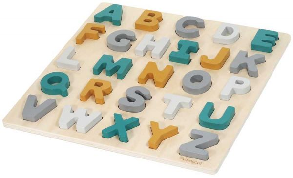 Kindsgut ABC Puzzle Caspar