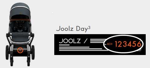 joolz-day-3-seriennummer