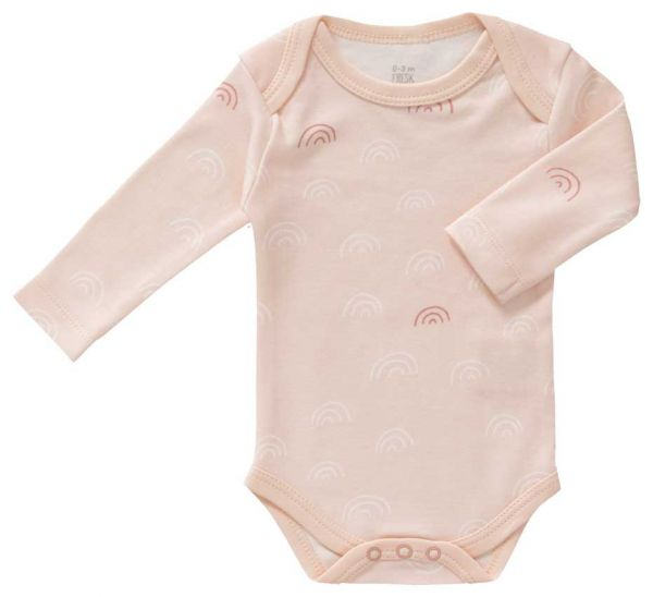 Fresk Body Langarm Rainbow Chintz Rose