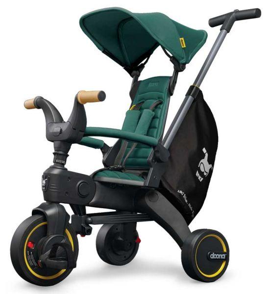 Doona Dreirad Liki Trike S5 grün