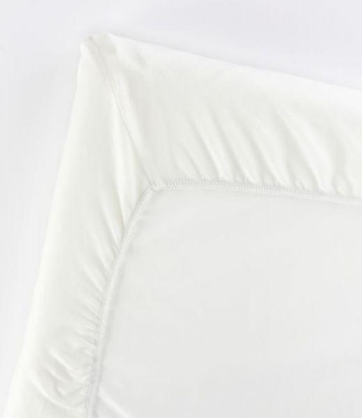 baby bj rn spannbetttuch f r reisebett light online kaufen. Black Bedroom Furniture Sets. Home Design Ideas