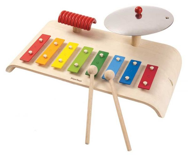 PlanToys Musik-Set