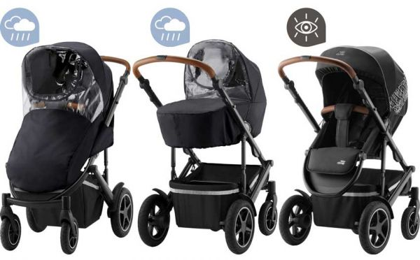 Britax Römer STAY SAFE canopy for SMILE III