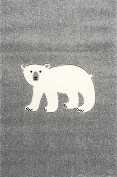 Scandic Living children carpet ice bear